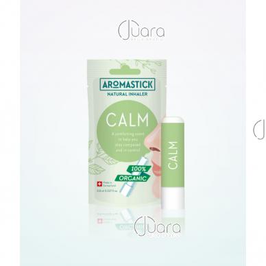 AromaStick CALM atpalaiduojantis uostukas - nosies inhaliatorius, 0,8 ml