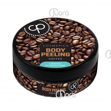 Cosmepick kūno šveitiklis su kava Perfect Body, 200 ml