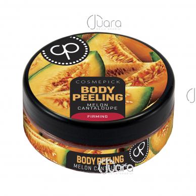Cosmepick kūno šveitiklis su melionais Exotic Comfort, 200 ml