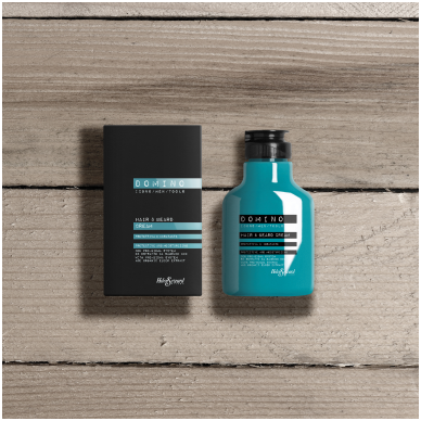 Helen Seward Domino plaukų ir barzdos formavimo kremas, 100 ml