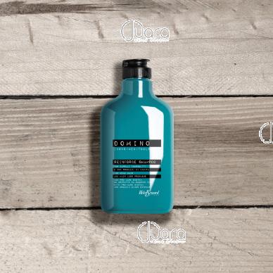 Helen Seward Domino  šampūnas nuo plaukų slinkimo vyrams, 250 ml 2