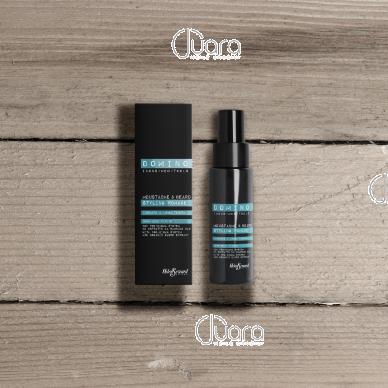 Helen Seward Domino ūsų ir barzdos formavimo pomada, 50 ml