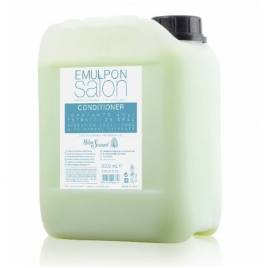 Helen Seward Emulpon Salon drėkinamasis kondicionierius su žolelių ekstraktais visų tipų plaukams 4