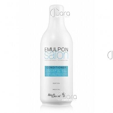 Helen Seward Emulpon Salon drėkinamasis kondicionierius su žolelių ekstraktais visų tipų plaukams 2
