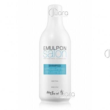 Helen Seward Emulpon Salon drėkinamasis šampūnas su žolelių ekstraktais visų tipų plaukams
