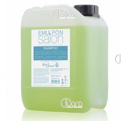 Helen Seward Emulpon Salon drėkinamasis šampūnas su žolelių ekstraktais visų tipų plaukams 3