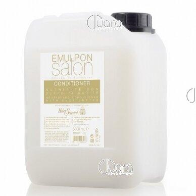 Helen Seward Emulpon Salon maitinamasis kondicionierius su kviečių proteinais sausiems plaukams 4