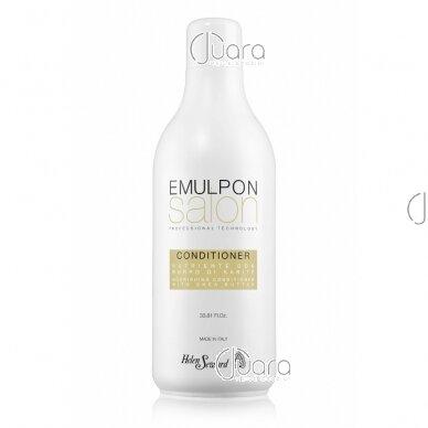 Helen Seward Emulpon Salon maitinamasis kondicionierius su kviečių proteinais sausiems plaukams 2