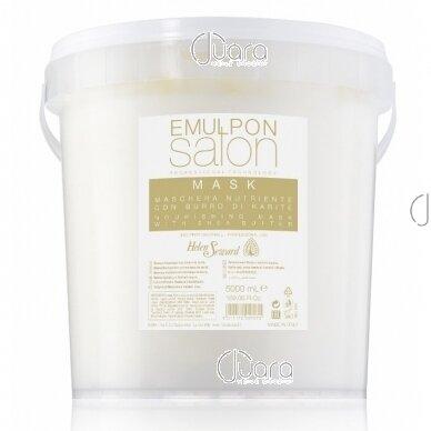 Helen Seward Emulpon Salon maitinamoji kaukė su kviečių proteinais sausiems plaukams 4