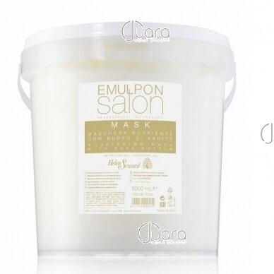 Helen Seward Emulpon Salon maitinamoji kaukė su kviečių proteinais sausiems plaukams 3