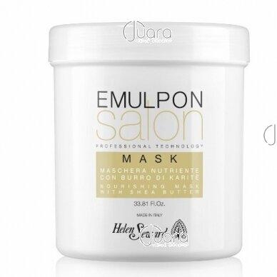 Helen Seward Emulpon Salon maitinamoji kaukė su kviečių proteinais sausiems plaukams 2