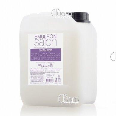 Helen Seward Emulpon Salon šampūnas dažytiems plaukams su vaisių ekstraktais 3