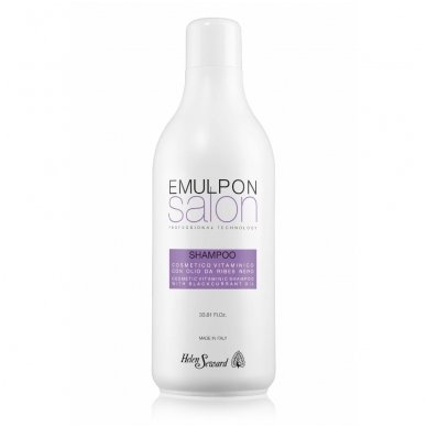 Helen Seward Emulpon Salon šampūnas dažytiems plaukams su vaisių ekstraktais 2
