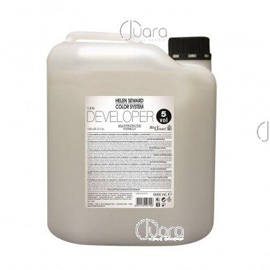 Helen Seward neparfumuotas kreminis oksidantas 5 Vol. - 1,5% T, 5 l