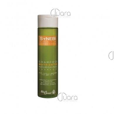 Helen Seward Synebi maitinamasis šampūnas sausiems pažeistiems plaukams, 300ml