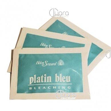 Helen Sewardd Platin Blue balinamieji milteliai iki 6 tonų, su mėlynu pigmentu, 1pakelis (25g)