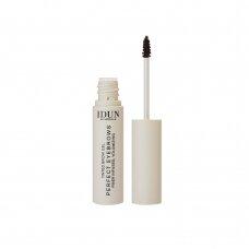 IDUN Minerals atspalvį suteikiantis antakių gelis, tamsus Nr. 53003, 5,5 ml