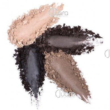 IDUN Minerals 4 spalvų akių šešėliai Lejongap Nr. 4404, 4g 2