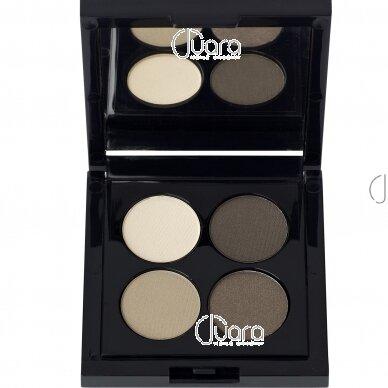 IDUN Minerals 4 spalvų akių šešėliai Lejongap Nr. 4404, 4g 3
