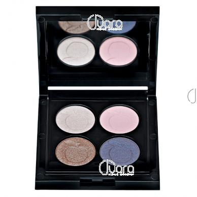 IDUN Minerals 4 spalvų akių šešėliai Norrlandssyren Nr. 4405, 4 g
