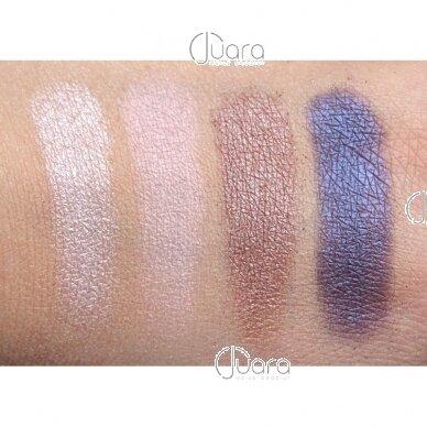 IDUN Minerals 4 spalvų akių šešėliai Norrlandssyren Nr. 4405, 4 g 5
