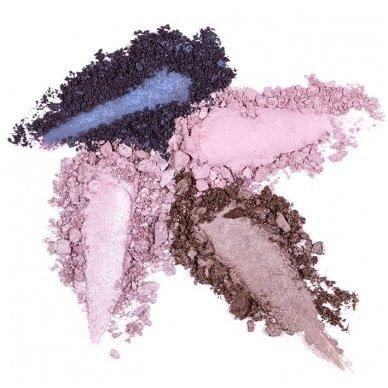 IDUN Minerals 4 spalvų akių šešėliai Norrlandssyren Nr. 4405, 4 g 2