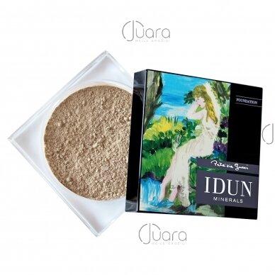 IDUN Minerals birus makiažo pagrindas Embla Nr. 1015, 9 g 3