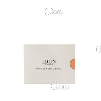 IDUN Minerals bronzinanti pudra matinė Sommardrom Nr. 1621, 4,6 g 5