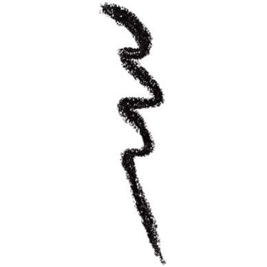 IDUN Minerals išsukamas akių pieštukas, juodos spalvos Lava Nr. 5101, 0,35 g 3