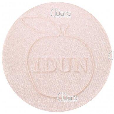 IDUN Minerals kompaktinė pudra suteikianti švytėjimo Tilda Nr. 1522, 3,5 g 4