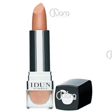 IDUN Minerals matiniai lūpų dažai Hjortron Nr. 6101, 4 g