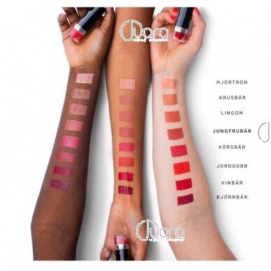 IDUN Minerals matiniai lūpų dažai Krusbär Nr. 6108, 4 g 2