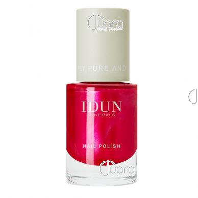 IDUN Minerals nagų lakas Cinnober Nr. 3505, 11 ml