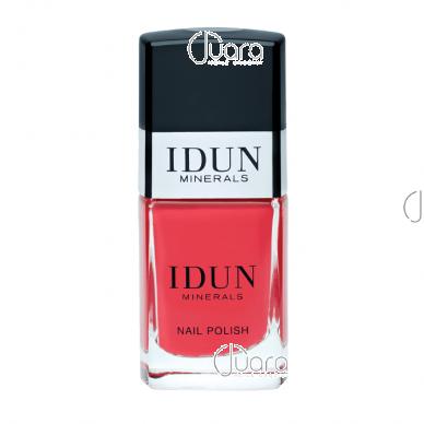 IDUN Minerals nagų lakas Korall Nr. 3507, 11 ml