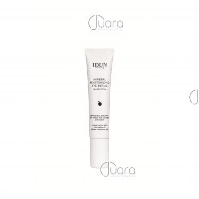 IDUN Minerals Skincare paakių serumas, 15 ml