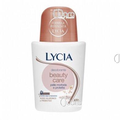 Lycia Beauty Care rutulinis dezodorantas, 50ml