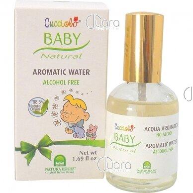 Natura House aromatizuotas vanduo vaikams, 50ml