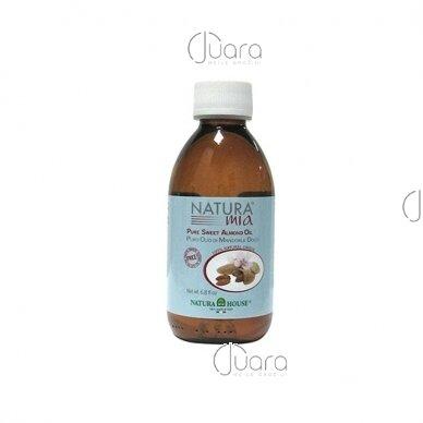 Natura House migdolų aliejus, 200ml