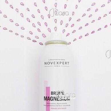 Novexpert veido ir kūno dulksna su magniu, 150 ml 2