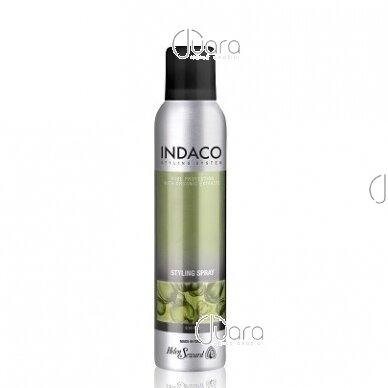 Seward Indaco ekologiškas stiprios fiksacijos lakas, 250ml