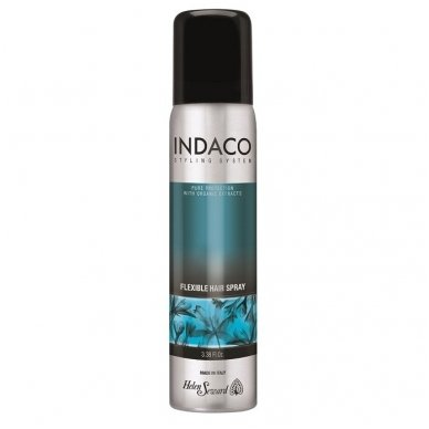 Seward Indaco vidutinės fiksacijos plaukų lakas, 100ml